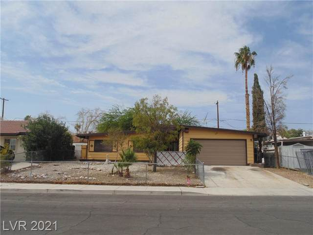 621 Donner Street, Las Vegas, NV 89107 (MLS #2334144) :: Signature Real Estate Group