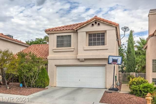 8764 Country View Avenue, Las Vegas, NV 89129 (MLS #2334146) :: Keller Williams Realty