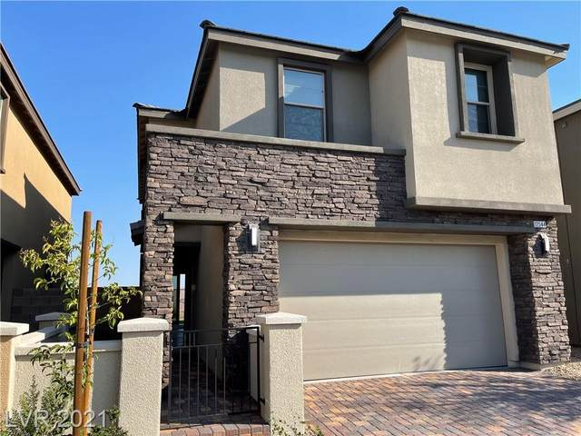 12544 Starry Heaven Street, Las Vegas, NV 89138 (MLS #2334156) :: Vestuto Realty Group