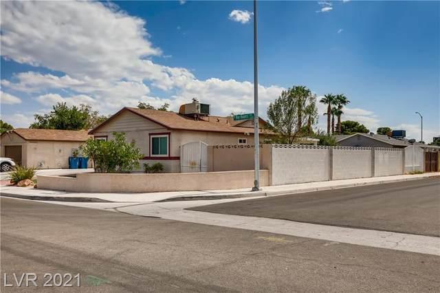 6525 Roy Rogers Drive, Las Vegas, NV 89108 (MLS #2334170) :: Signature Real Estate Group