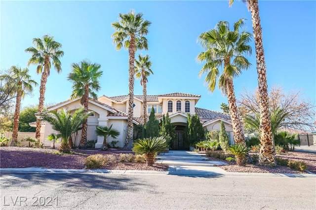 1931 Fox Canyon Circle, Las Vegas, NV 89117 (MLS #2334177) :: Vestuto Realty Group