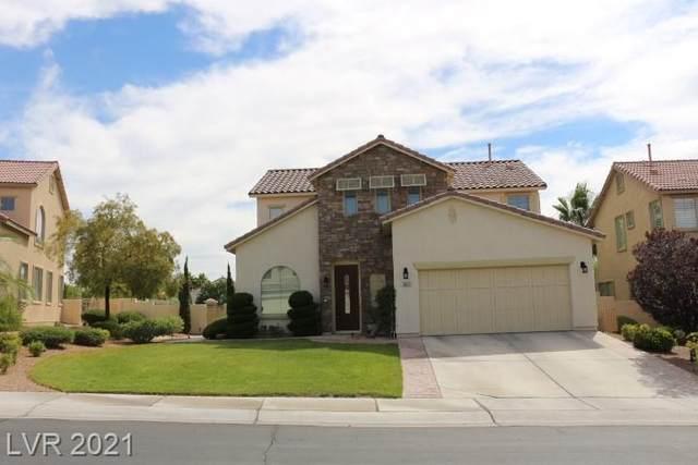 3037 Via Sarafina Drive, Henderson, NV 89052 (MLS #2334178) :: Coldwell Banker Premier Realty