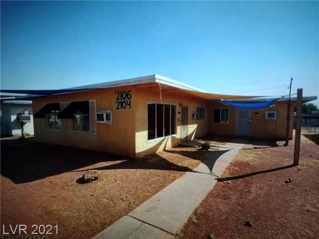 2104 White Street, Las Vegas, NV 89030 (MLS #2334182) :: Keller Williams Realty