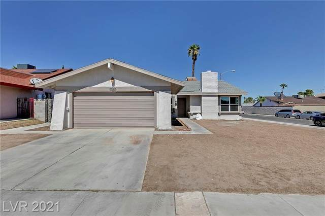 6791 Elmdale Place, Las Vegas, NV 89103 (MLS #2334193) :: Custom Fit Real Estate Group
