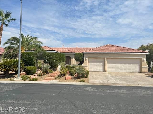 754 Garnet Point Court, Las Vegas, NV 89123 (MLS #2334194) :: Vestuto Realty Group