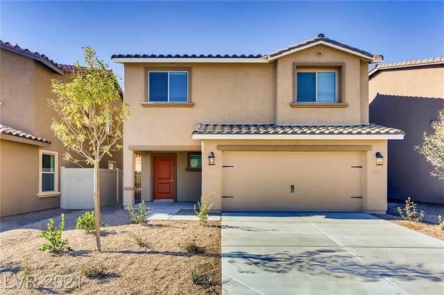 4912 Siglo Street, North Las Vegas, NV 89031 (MLS #2334197) :: The Chris Binney Group | eXp Realty