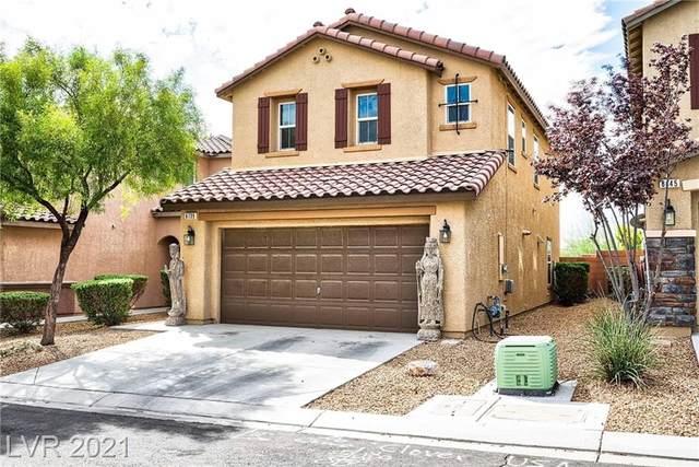 8739 Autumn Teal Avenue, Las Vegas, NV 89178 (MLS #2334213) :: Galindo Group Real Estate
