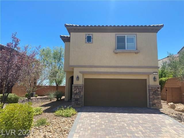 725 Tall Arrow Avenue, Las Vegas, NV 89178 (MLS #2334215) :: Lindstrom Radcliffe Group