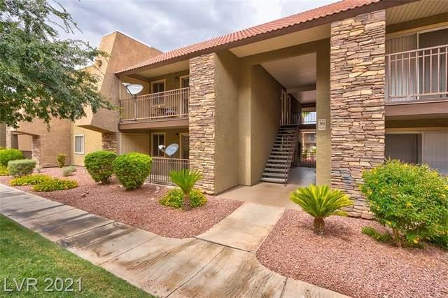 4400 Sandy River Drive #11, Las Vegas, NV 89103 (MLS #2334221) :: Keller Williams Realty
