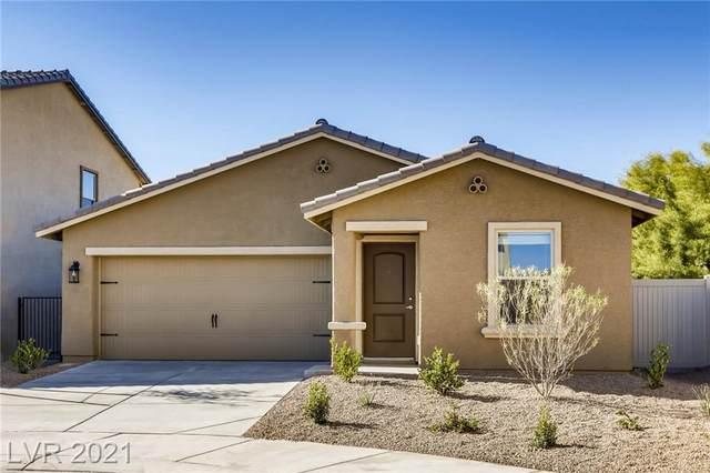 517 El Gusto Avenue, North Las Vegas, NV 89081 (MLS #2334223) :: The Chris Binney Group | eXp Realty