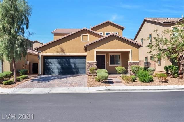10263 Glacier Pool Street, Las Vegas, NV 89178 (MLS #2334259) :: Signature Real Estate Group