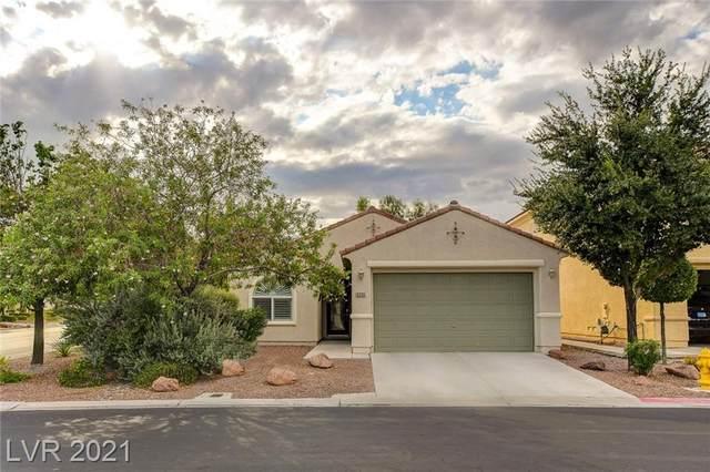 8205 Oakshire Street, Las Vegas, NV 89131 (MLS #2334262) :: Lindstrom Radcliffe Group