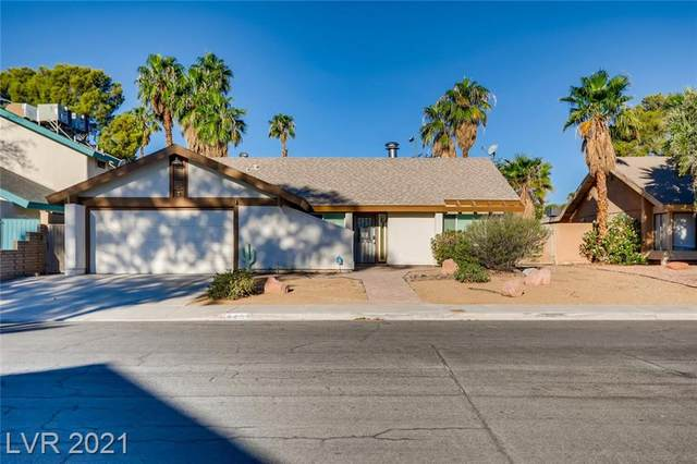 4459 Tennyson Drive, Las Vegas, NV 89103 (MLS #2334272) :: Vestuto Realty Group