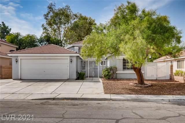 3015 Asher Lane, North Las Vegas, NV 89032 (MLS #2334282) :: Lindstrom Radcliffe Group