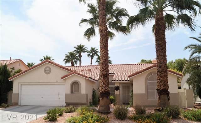 341 Velino Avenue, Las Vegas, NV 89123 (MLS #2334293) :: Custom Fit Real Estate Group
