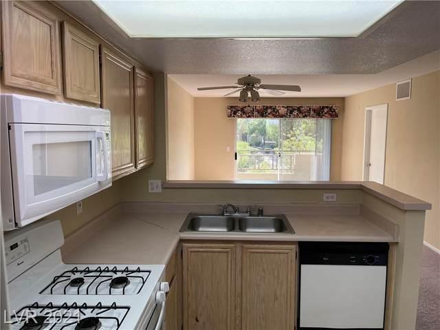 8070 W Russell Road #2070, Las Vegas, NV 89113 (MLS #2334316) :: Galindo Group Real Estate