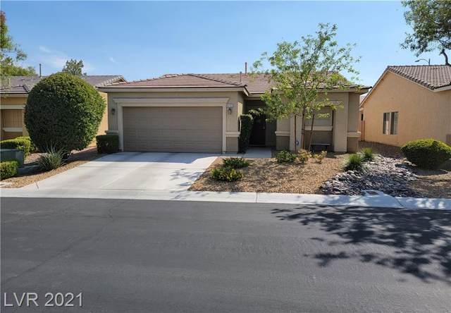 5113 Mambo Vista Avenue, Las Vegas, NV 89108 (MLS #2334323) :: Vestuto Realty Group