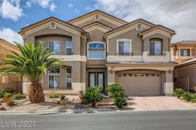 6741 Clay Tablet Street, Las Vegas, NV 89149 (MLS #2334350) :: Signature Real Estate Group