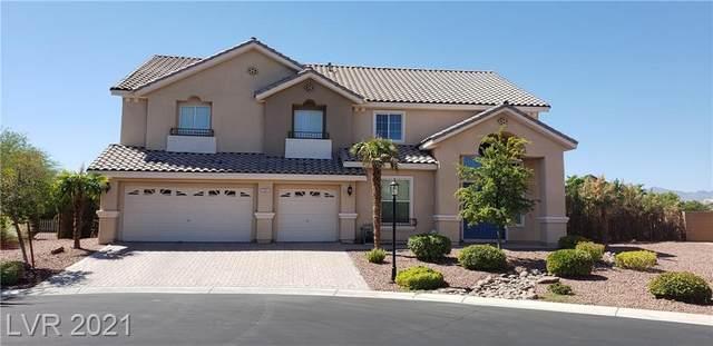 7301 Cardigan Bay Street, Las Vegas, NV 89131 (MLS #2334353) :: Custom Fit Real Estate Group