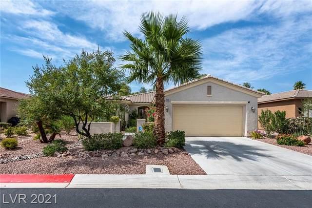 4933 Leffetto Street, Las Vegas, NV 89135 (MLS #2334354) :: The TR Team