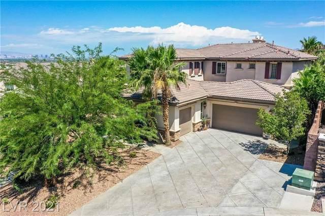 422 Stone Lair Court, Henderson, NV 89012 (MLS #2334357) :: Keller Williams Realty