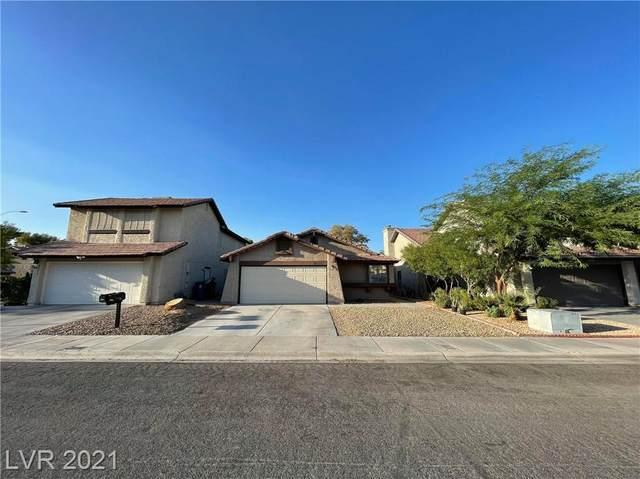 6544 Gumwood Road, Las Vegas, NV 89108 (MLS #2334362) :: The Melvin Team