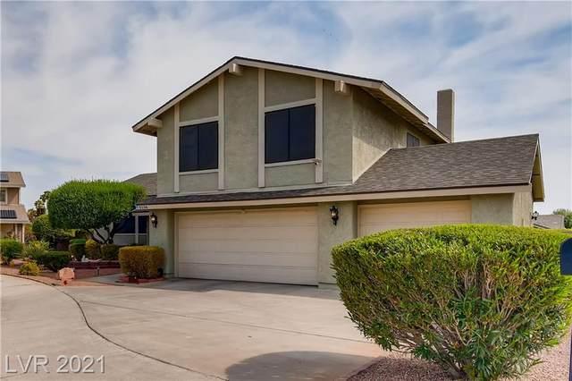 5156 Richmond Circle, Las Vegas, NV 89120 (MLS #2334382) :: DT Real Estate