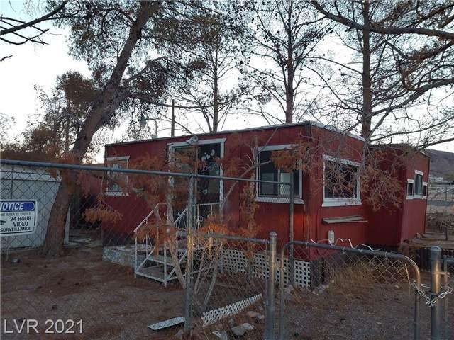 451 N Irving Road, Beatty, NV 89003 (MLS #2334385) :: Coldwell Banker Premier Realty