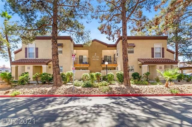 2801 N Rainbow Boulevard #155, Las Vegas, NV 89108 (MLS #2334387) :: Lindstrom Radcliffe Group