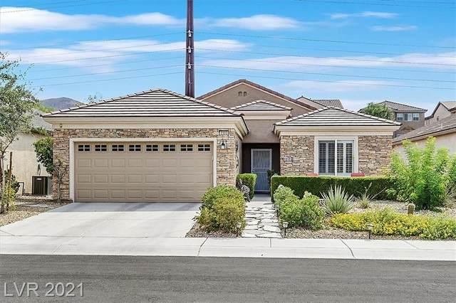 2323 Bildad Drive, Henderson, NV 89044 (MLS #2334390) :: Jeffrey Sabel