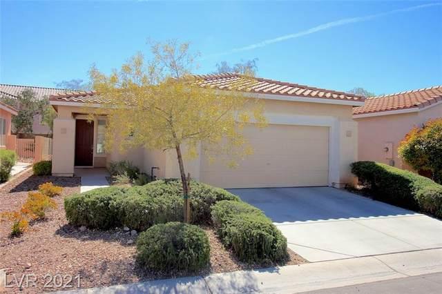 408 Magnolia Arbor Street, Las Vegas, NV 89144 (MLS #2334391) :: Jeffrey Sabel