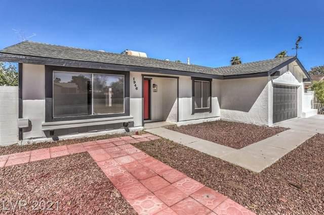 1946 Whippletree Avenue, Las Vegas, NV 89119 (MLS #2334399) :: DT Real Estate