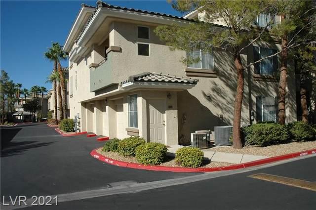 7173 S Durango Drive #201, Las Vegas, NV 89113 (MLS #2334404) :: Lindstrom Radcliffe Group