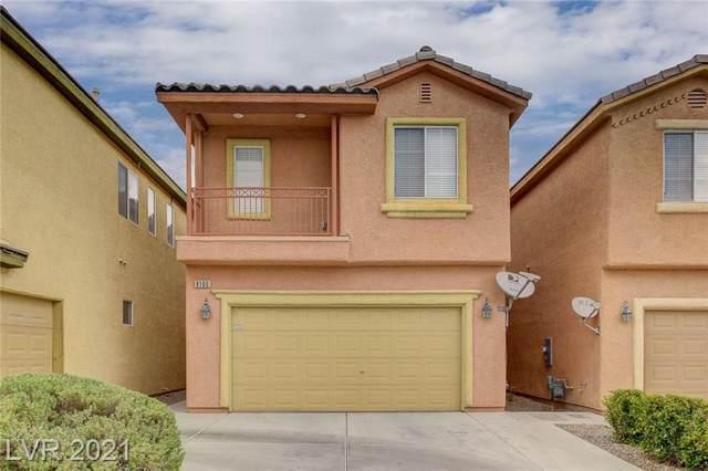 8160 Herring Avenue, Las Vegas, NV 89147 (MLS #2334406) :: The Melvin Team