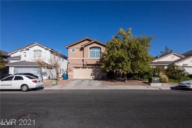 7544 Wandering Street, Las Vegas, NV 89131 (MLS #2334416) :: Lindstrom Radcliffe Group