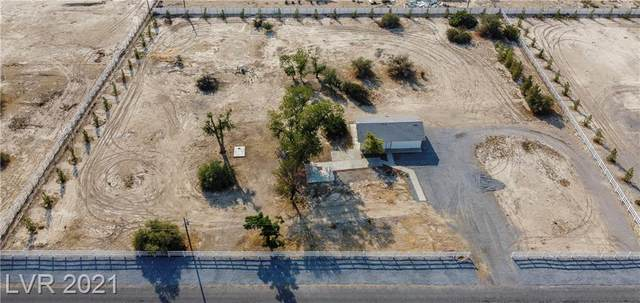 1710 Chico Lane, Pahrump, NV 89060 (MLS #2334420) :: Vestuto Realty Group