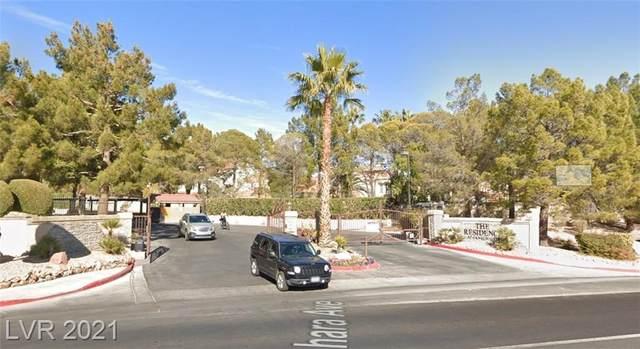 2200 S Fort Apache Road #1076, Las Vegas, NV 89117 (MLS #2334425) :: The Perna Group