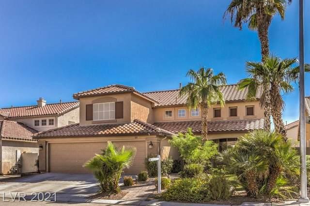 319 Barletta Avenue, Las Vegas, NV 89123 (MLS #2334427) :: Lindstrom Radcliffe Group