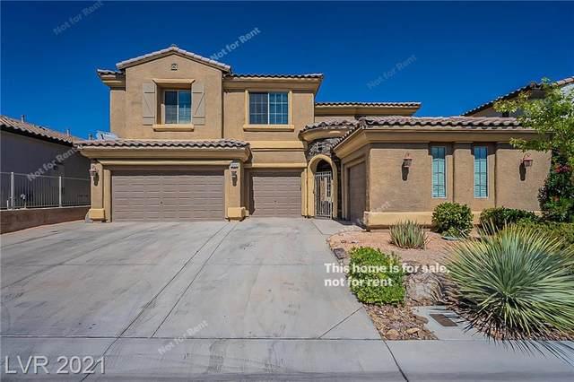 10012 Village Walk Avenue, Las Vegas, NV 89149 (MLS #2334429) :: 775 REALTY