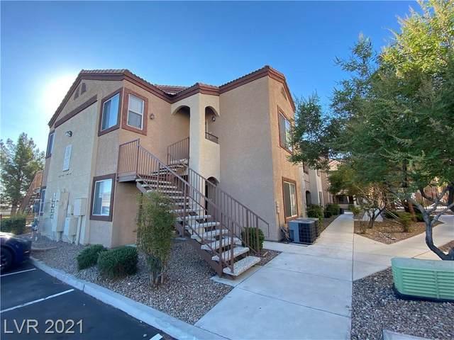 9580 W Reno Avenue #270, Las Vegas, NV 89148 (MLS #2334434) :: Galindo Group Real Estate