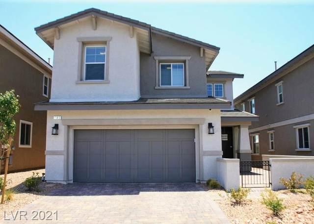 185 Lilt Avenue, Henderson, NV 89011 (MLS #2334449) :: Custom Fit Real Estate Group