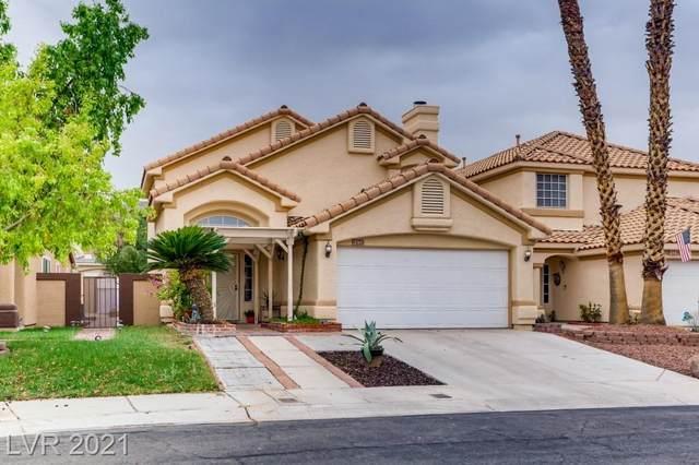 8364 Monico Valley Court, Las Vegas, NV 89128 (MLS #2334450) :: Jeffrey Sabel