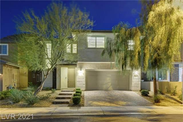 5713 Mesa Mountain Drive, Las Vegas, NV 89135 (MLS #2334457) :: Custom Fit Real Estate Group