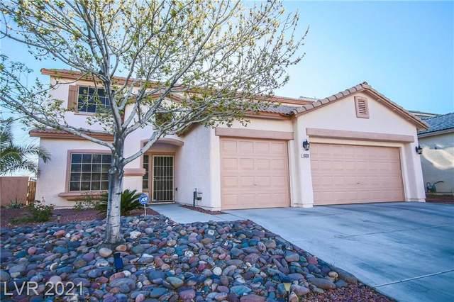 8328 Brewster Valley Street, Las Vegas, NV 89123 (MLS #2334459) :: Keller Williams Realty