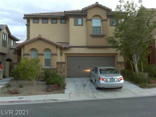 11241 Stanwick Avenue, Las Vegas, NV 89138 (MLS #2334461) :: ERA Brokers Consolidated / Sherman Group