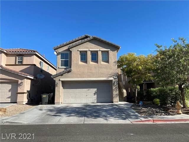 5324 Jackson Valley Court, Las Vegas, NV 89131 (MLS #2334477) :: Jeffrey Sabel