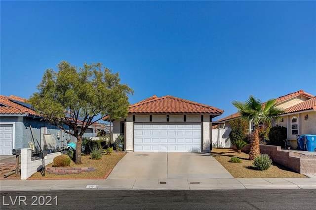 217 Logansberry Lane, Las Vegas, NV 89145 (MLS #2334478) :: DT Real Estate