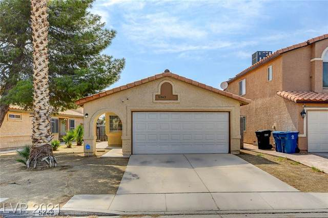 5343 Summertime Drive, Las Vegas, NV 89142 (MLS #2334483) :: Lindstrom Radcliffe Group