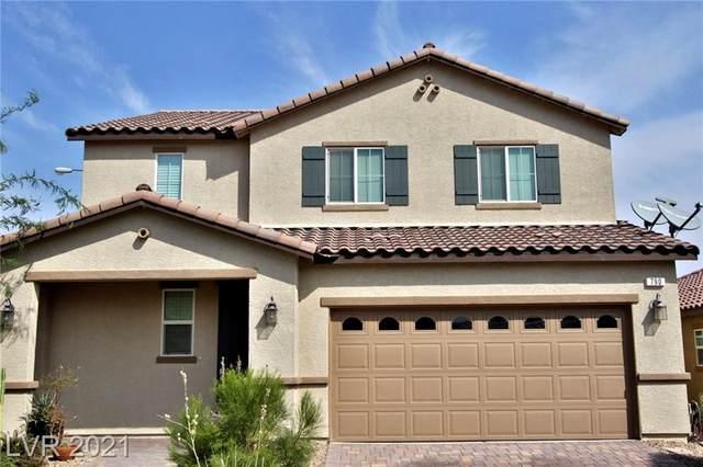 790 Star Apple Lane, Las Vegas, NV 89178 (MLS #2334486) :: Lindstrom Radcliffe Group