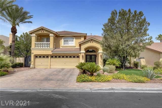 4198 Royal Scots Avenue, Las Vegas, NV 89141 (MLS #2334489) :: The TR Team